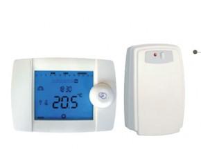 Thermostats d'ambiance sans fil